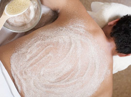 Get a complete feel good experience with Body Detox Scrub