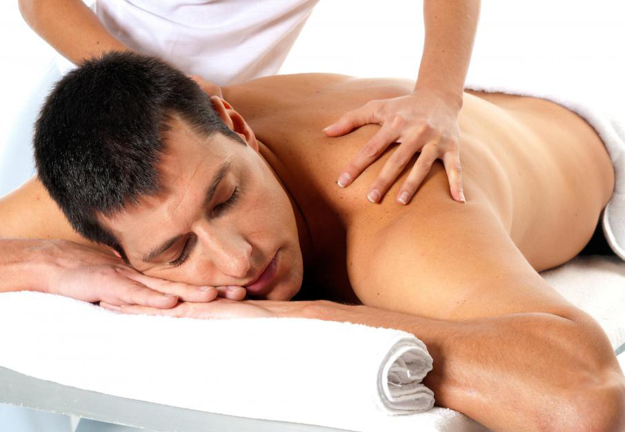 5 Massages to Help Men Get-Slim-Quick